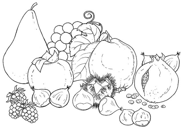 Autunno - frutta