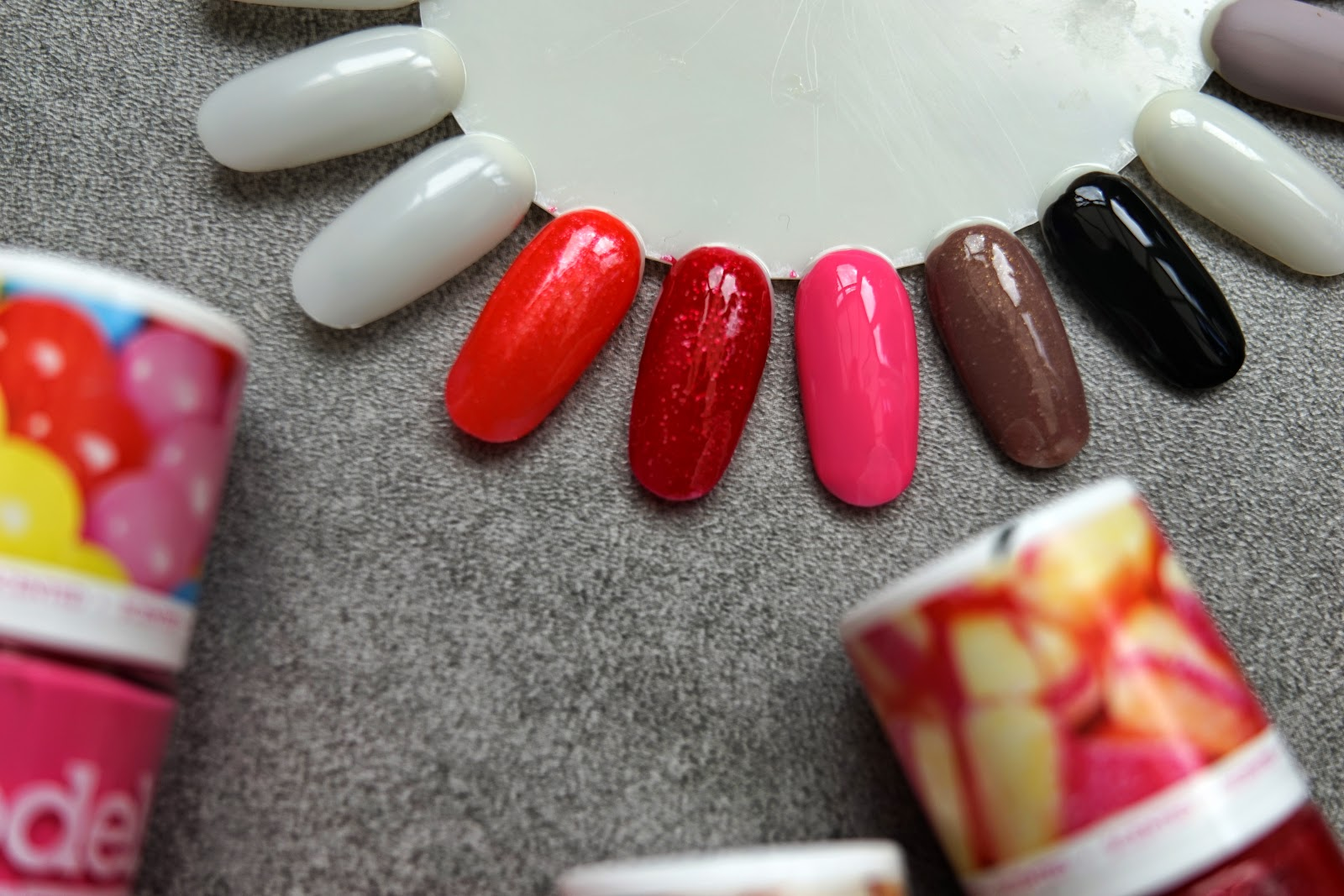 model's own sweet shop swatches