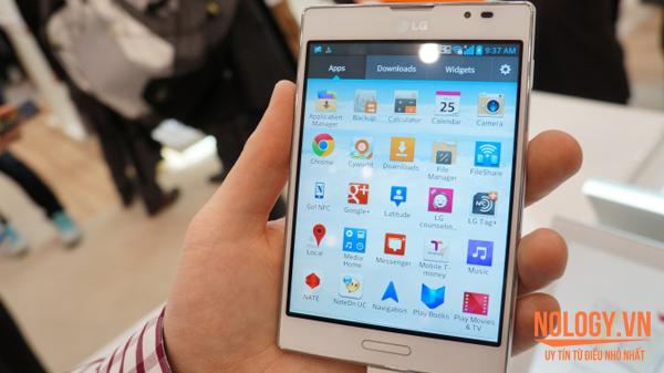 Những cải tiến của LG Vu3 so với LG Optimus Vu2