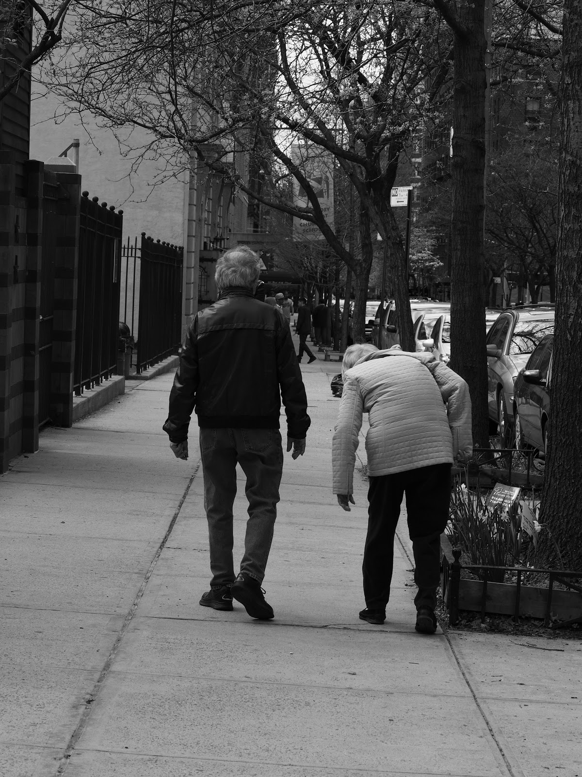 Dowager's Hump, #dowagershump #aging #nyc #frombehind 2014