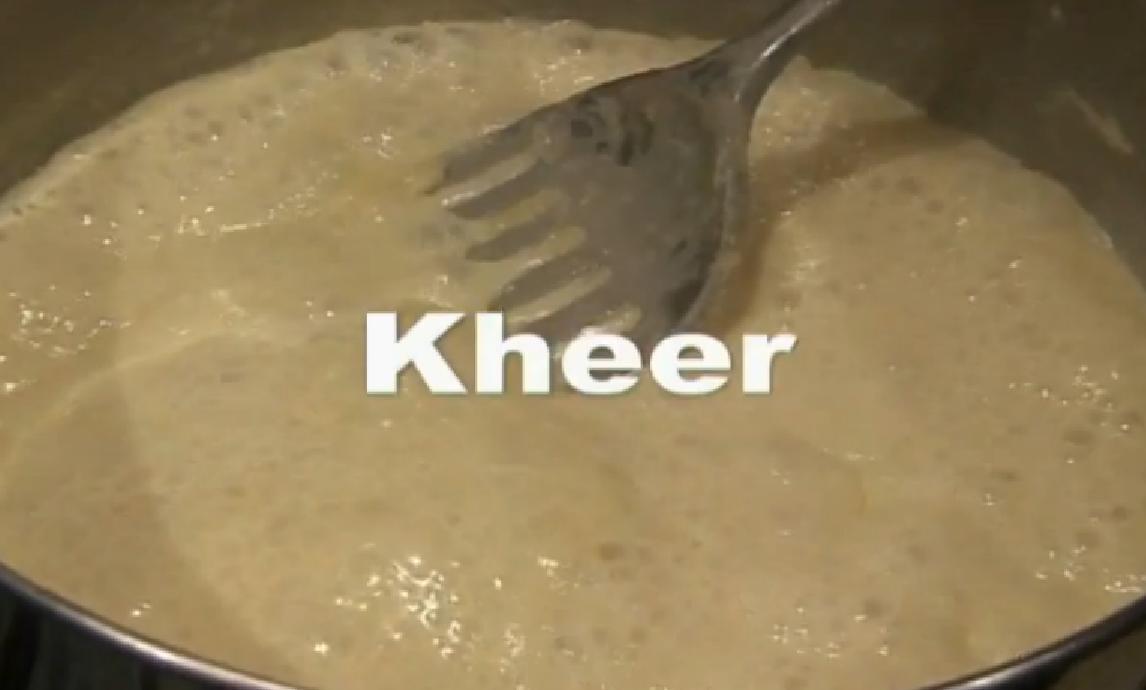 Recipes encyclopedia rice kheer by bajias cooking english urdu recipe by bajias cooking compiled by zerd phool ccuart Gallery