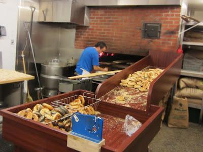 Boulangerie St. Viateur Bagel Shop, Montreal