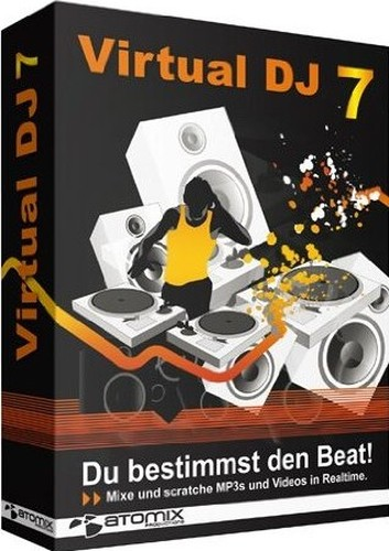 Virtual DJ Pro v7.0.5 Full Version | Full version | 28mb