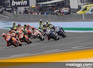 Moto GP Jerez 2011