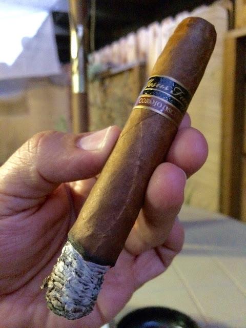 J.Fuego Corojo Oscuro cigar 3