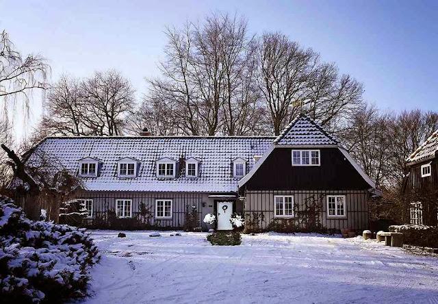 Dom w skandynawskim stylu
