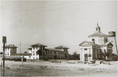 leganes_Abuelohara torres junto a la iglesia