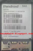 Cara Flash Hp Advan Vandroid S4A 1000% Berhasil
