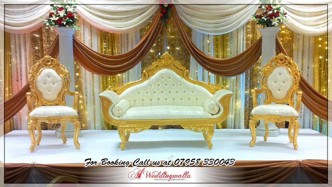 A1 weddingwalla for Asian wedding stage decoration birmingham