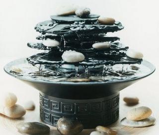 Disenyoss decoracion fuentes feng shui para mover - Fuentes de agua de interior ...