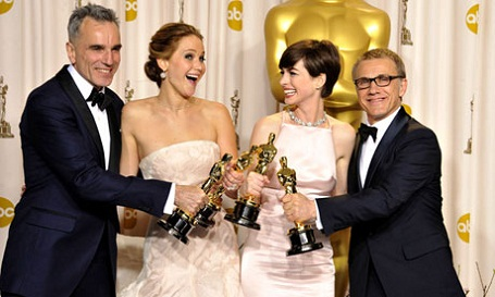 Oscars 2013: The Complete Winners List