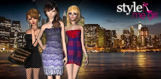Style Me Girl Free 3D Dressup Mod Apk Free Download