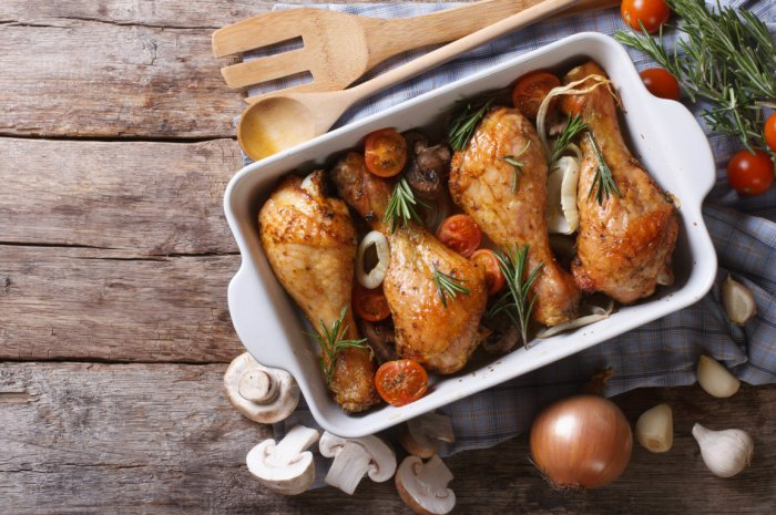 International Food Blog International 35 Chicken Recipes Slide Show