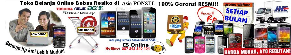 Asia Ponsel