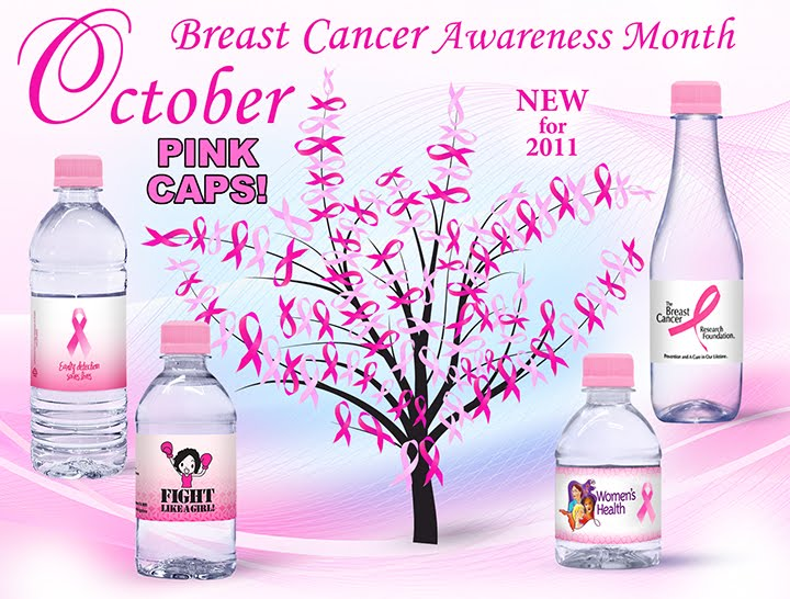 Breast Cancer Awareness April August Holiday Fun
