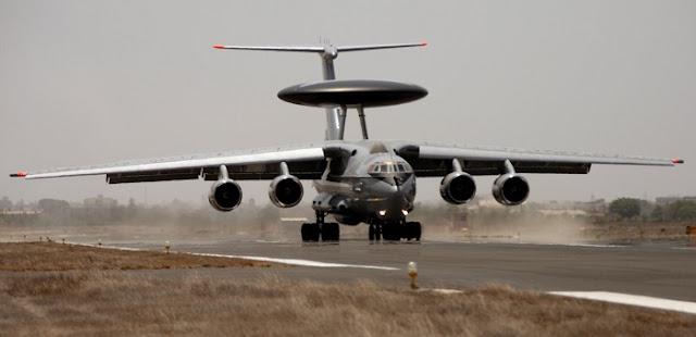la proxima guerra aviones awacs otan turquia siria