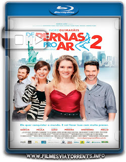 De Pernas Pro Ar 2 Torrent - BluRay Rip 1080p Nacional