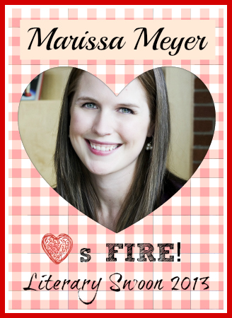 Literary Swoon: Marissa Meyer + Box of Romance giveaway