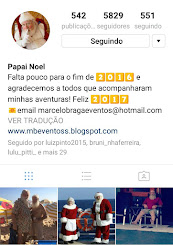 Instagram do Papai Noel