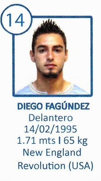 Diego Fagúndez, New England Revolution