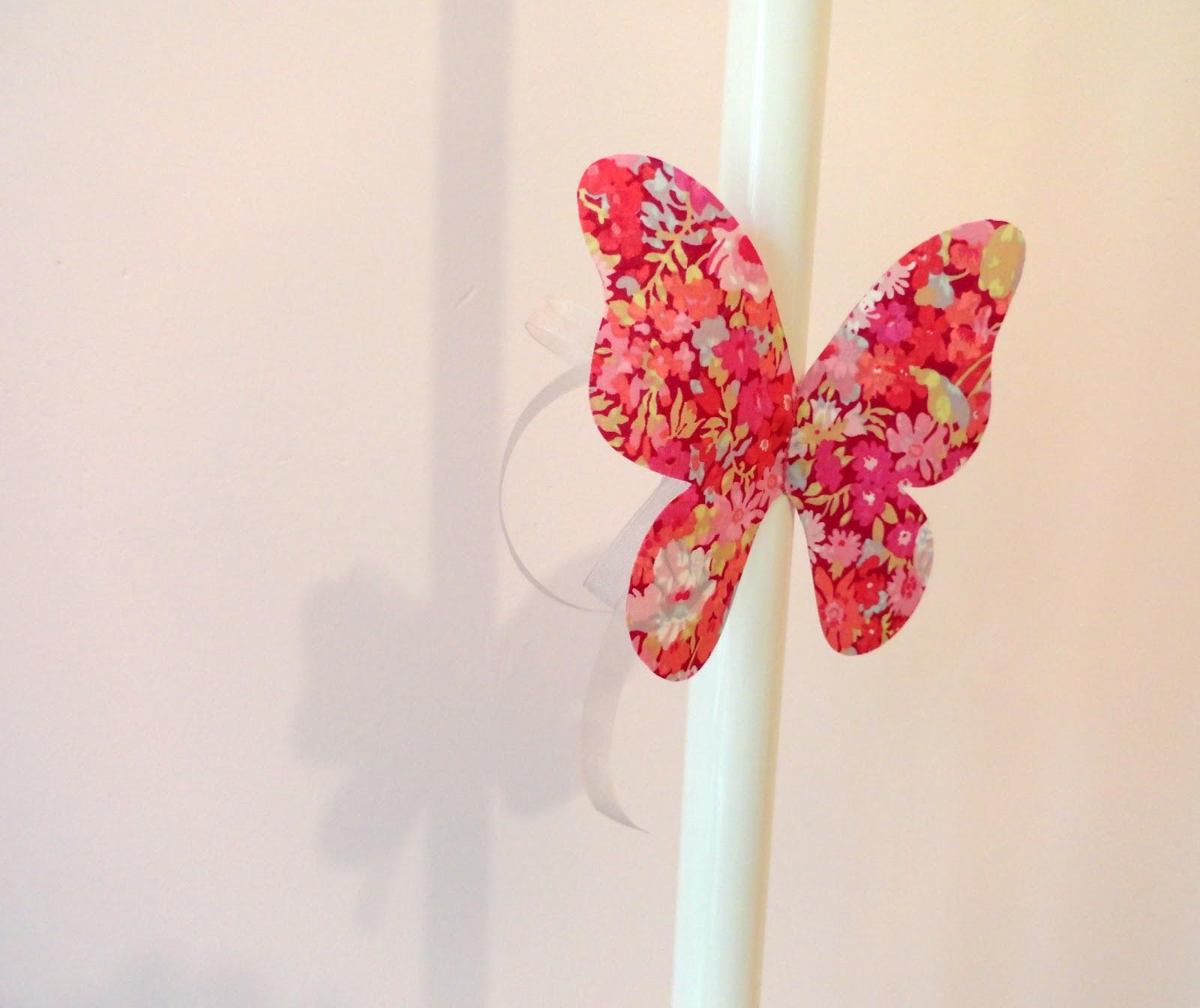 Libertylle papillon vole tuto et patron inside - Gabarit maison en carton ...
