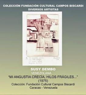 Susy Dembo y Campos Biscardi