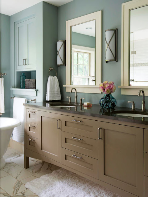 Modern Furniture: Colorful Bathrooms 2013 Decorating Ideas : Color ...