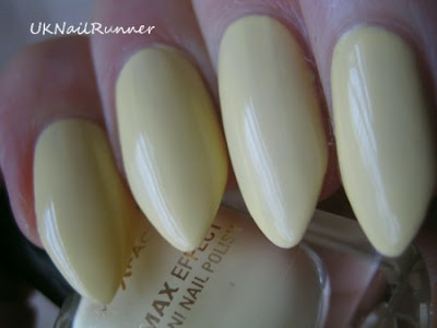 Max Factor MaxEffect Mellow Yellow