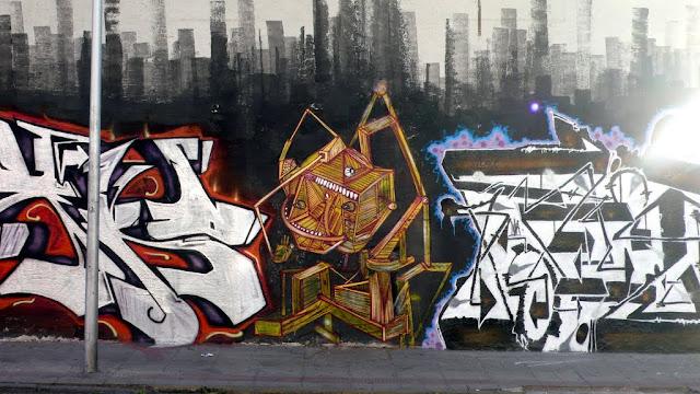 street art santiago de chile barrio bellavista arte callejero