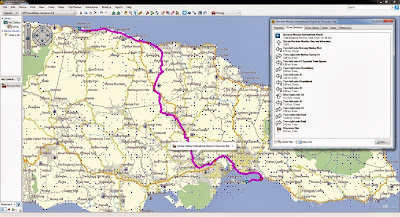 Map, Maps, Garmin, GPS, Jamaica, Montego Bay, Kingston