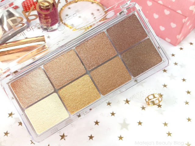 Essence All About Bronze Eyeshadow Palette | Must-Have Eyeshadow Palettes | Makeup Tutorials Guide