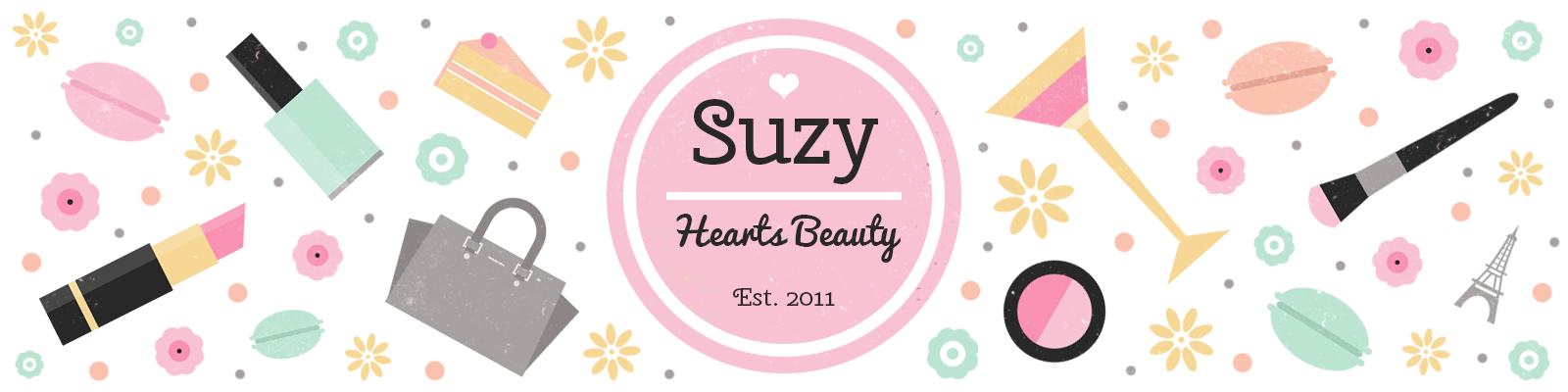 Suzy Hearts Beauty