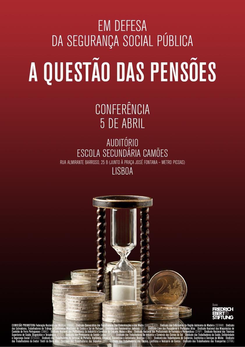 EM DEFESA<br>DA SEGURANÇA SOCIAL PÚBLICA