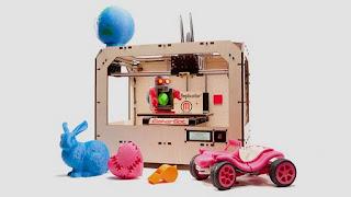Teknologi Negara Berkembang MakerBot Replicator