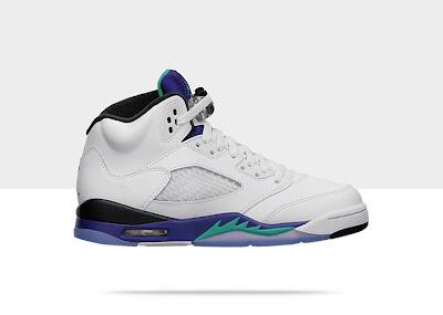 Air Jordan 5 Retro Boys' Shoe 440888-108