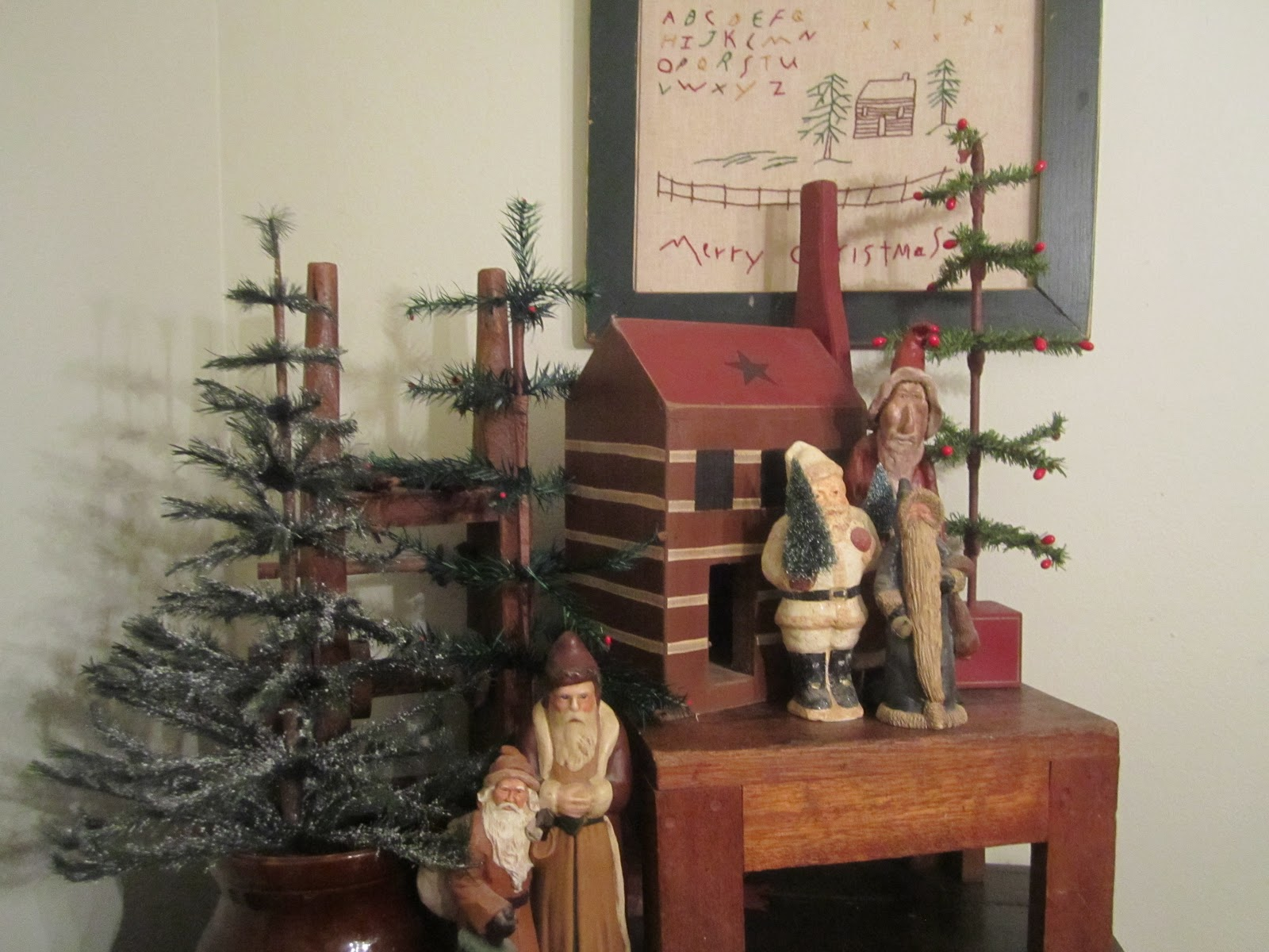 Http Woolcrazy Jam Blogspot Com 2012 11 Primitive Christmas Blog Html