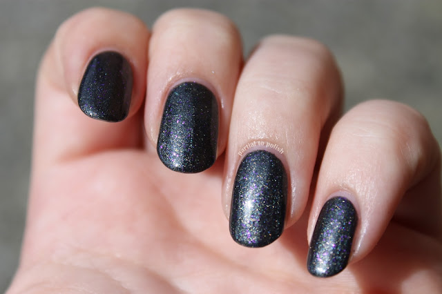 Black Sheep Lacquer Paint it Black