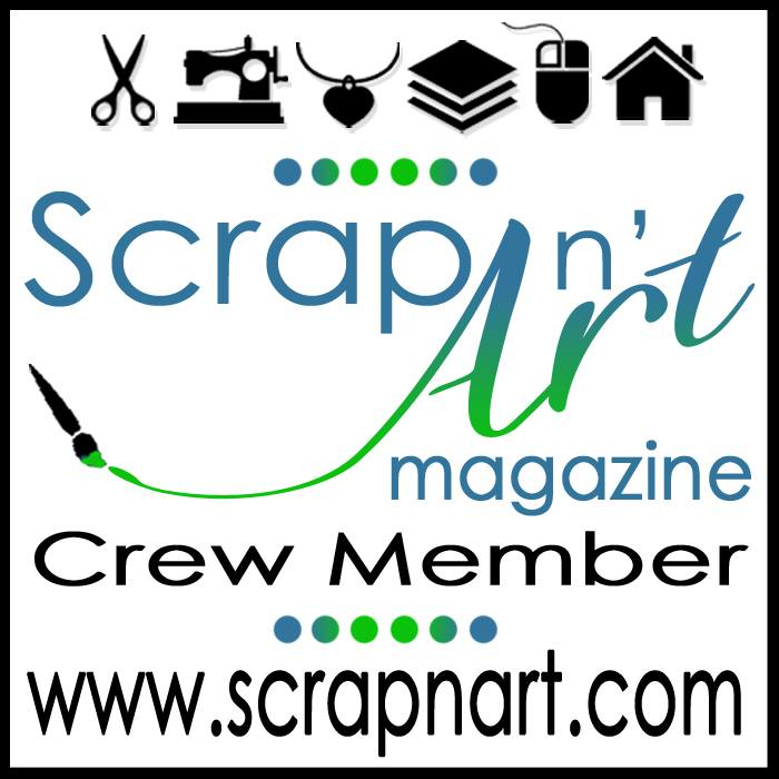 Scrap n' Art Magazine Design Crew