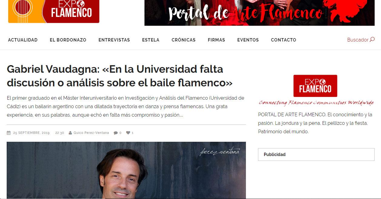 Expo Flamenco