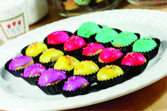 Resep Dan Cara Membuat Kue Kering Nastar Rainbow