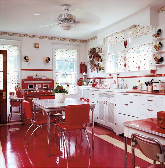 Mid-Century Modern Kitchen Ideas - Home and Family
