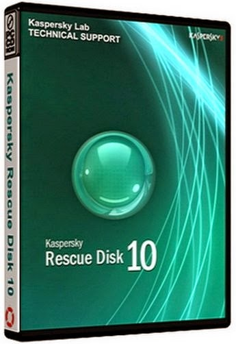 Kaspersky Rescue Disk 10.0.32.17 Review