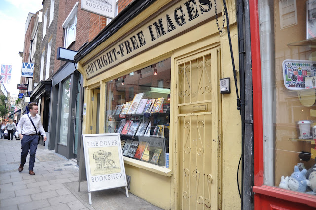 The+Dover+Bookshop+Seven+Dials+Copyright+free+images+Covent+Garden+London