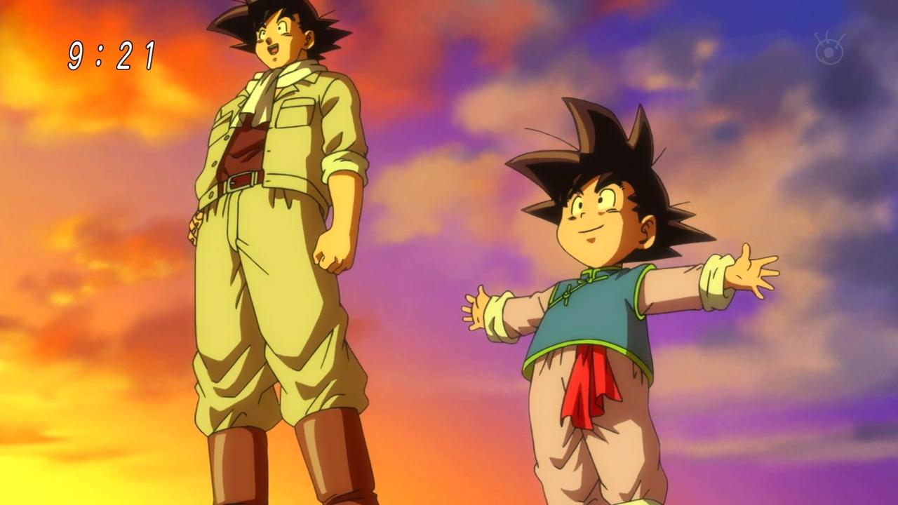 Sinopse Apos Derrotar Majin Boo A Vida E Pacifica Novamente Porem Chichi Quer Que Goku Trabalhe Para Ganhar Dinheiro Enquanto Isso Goten Esta Prestes
