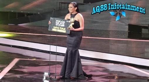 Agen Capsa Susun - Polemik kemenangan Angel Pieters untuk kategori Soundtrack Film Terfavorit di ajang Indonesian Movie Award (IMA) 2015 akhirnya terjawab