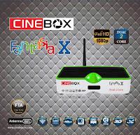 Colocar CS Cinebox%2BFantasia%2BX Atualização Cinebox Fantasia X comprar cs