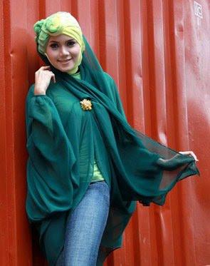 Model Baju Blus Muslim Zenitha 26 b