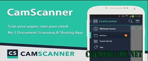 CamScanner -Phone PDF Creator v3.9.1.20151019 Full Apk