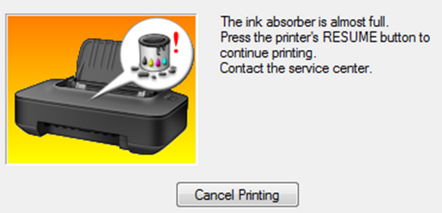 Canon Resetter Service Tool v3400 Free Download