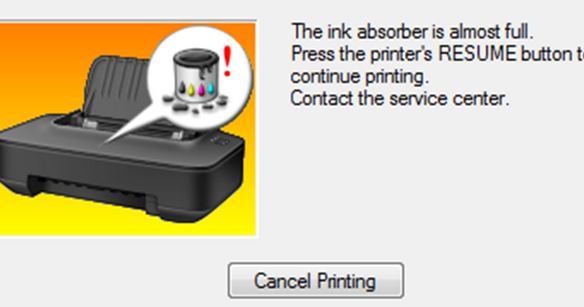 Canon Resetter Service Tool v3400 Free Download   Driver